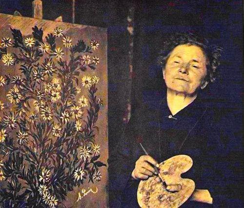 séraphine de senlis festőnő